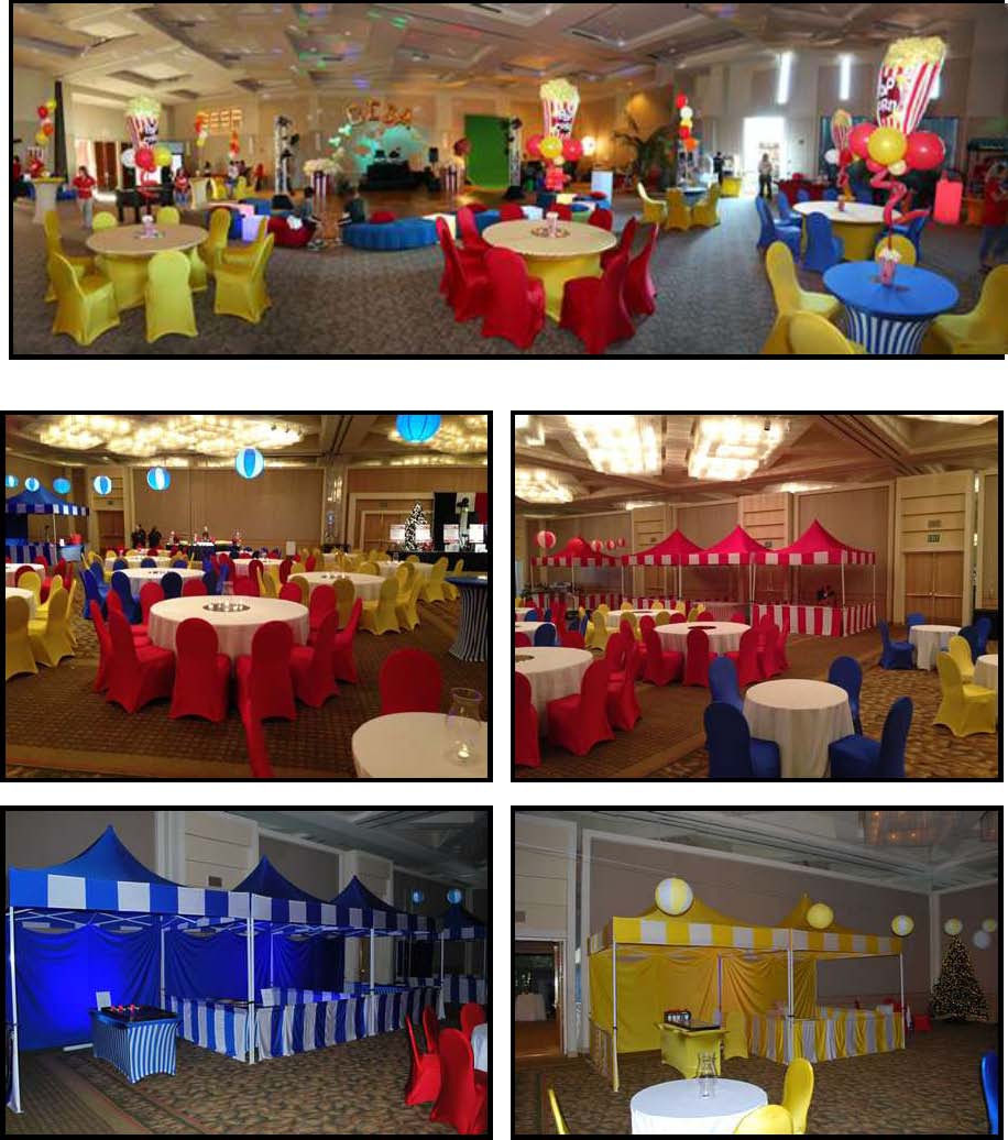 Theme parties for absolutely fabulous events and productions - S party theme decorations ...